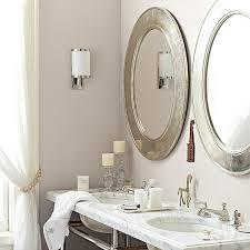 oval bathroom mirrors classic