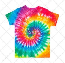 Tie Dye Shirt Swirl Design Tie Dye Shirt Photos By Canva