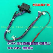 rv wiring harness promotion shop for promotional rv wiring harness original wire harness drum dra 023 53014 fit for duplicator riso rv in machine shipping