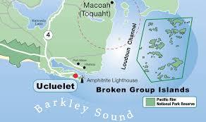 Useful Maps Majestic Ocean Kayaking