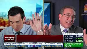 CNBC's Rick Santelli rants over virus ...