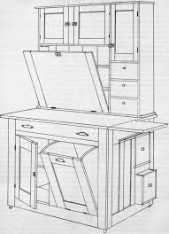 How To Make A Kitchen Cabinet From U0027Amateur Work Magazineu0027 ... Images