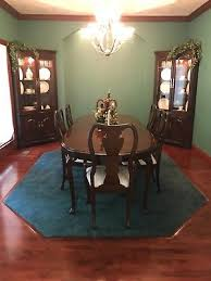 Thomasville Collector Cherry Dining Room Set plus accessories! THOMASVILLE COLLECTOR CHERRY accessories