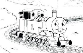 Thomas Train Coloring Pages The Train Coloring Pages Train Coloring