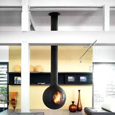 hanging wood burning fireplace can you hang tv over wood burning
