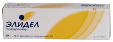<b>Элидел крем 1</b>% <b>15г</b> №<b>1</b> — купить по выгодной цене на Яндекс ...