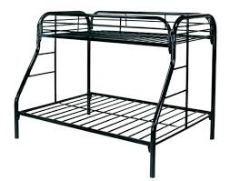 Full Size Metal Bunk Beds Full Metal Loft Bed Full Size Of Id Black