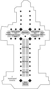 Chartres Cathedral Floor Plan  ChartrescathedralconceptualplanCathedral Floor Plans