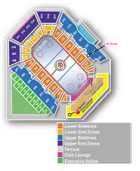 Icehogs Com Seating Map