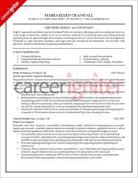 Sample Accountant Resumes Accounting Resume Sales Tax