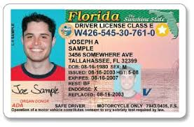 Driver Id Palm Now Available And Veteran Beach Status For Weekly Florida Licenses