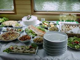 round table lunch luxury round buffet table image collections table decoration ideas