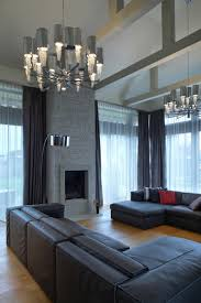 Living Room With Grey Sofa The Most Stylish Grey Sofa Designs For Living Room Chatodining