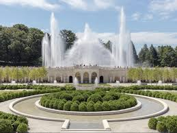 the architectural design team behind the revitalization of the main fountain garden at longwood gardens will be the recipient of a 2018 preservation