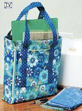 Quilting bee bag - take along supplies to quilt class - fits ... & Tool Bag Digital Quilt Pattern from ShopFonsandPorter.com Adamdwight.com
