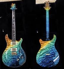 Prs Rainbow Prs Guitar Guitar Learn Acoustic Guitar