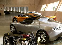 Best Images About Garages On Pinterest - Iron man house interior