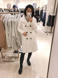 Ann Taylor Petite Winter Coat Try Ons (on sale!)