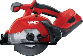 scm 22 a 22v cordless circular saw for fast precise and cold cuts in