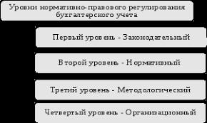 Организация бухгалтерского учета финансовых вложений Совокупность нормативных документов регулирующих бухгалтерский учет в целом и в частности бухгалтерский учет финансовых вложений образует систему