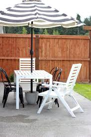 table umbrella stand. diy patio umbrella stand tutorial easy ( for under $20!) // www. table d