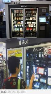 Abt Apple Vending Machine