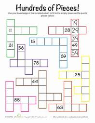 One Hundred Chart Activities Cheryl Riedeman Cherylriedeman On Pinterest