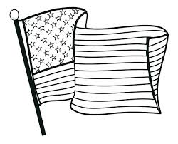 Usa Flag Coloring Page Flag Coloring Page United States Of Flag