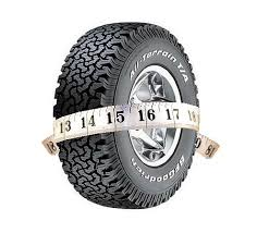 Tyre Size Calculator Exploroz Articles