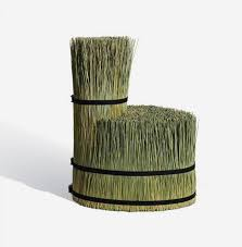 innovative furniture ideas. innovative chair design created with wheat stacks furniture ideas