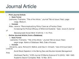 mla scientific paper mla citations