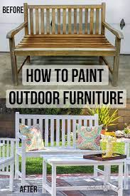 painting old patio furniture page 5