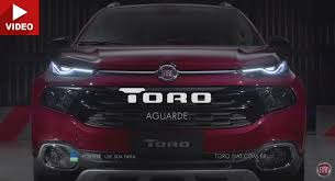 new car launches this monthFiat Drops New Toro Video Prior To Its Brazil Launch This Month
