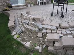 raised paver patio.  Patio Elevated Brick Paver Patios Need Special Attention To Avoid Expensive  Repairs On Raised Patio D
