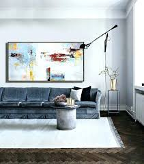modern wall art for living room extra large decor abstract painting original acrylic canvas