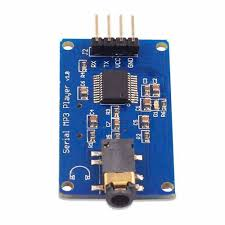 Generic YX5300 MP3 Player Module <b>Voice Serial Port Control</b> ...