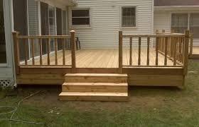 Small Deck Designs Backyard Enchanting Chic Backyard Deck And Patio Ideas Best Wood Designs Small Decks