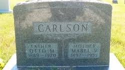 Mabel Viola Hjort Carlson (1897-1955) - Find A Grave Memorial