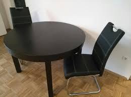 Ikea Bjursta Tisch Esszimmertisch Stühle In 83026 Rosenheim