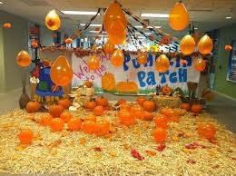 office halloween themes. Beautiful Halloween Pumpkin Patch Halloween Office Decorations To Themes C
