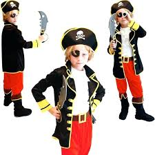 child pirate costume pirates of the kids boys costumes cosplay for children clothing line with