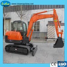 China <b>Hot Sale</b> 5.5 Ton Excavator with 0.21 <b>Cubic</b> Meter Bucket ...
