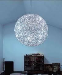 Luxus Wohnzimmer Lampe Industrial Konzept