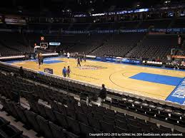 Chesapeake Energy Arena Seating Chart Pbr Chesapeake Energy Arena View From Lower Level 104 Vivid Seats