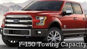 2018 2019 Ford F 150 Towing Capacity A Resource Guide