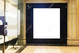 Digital Light Box Large Empty Blank Poster Light Box Ideal For Digital Signage