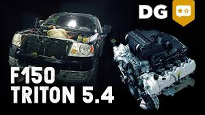 review everything wrong with a ford f150 5 4 triton v8