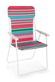 inspired beach lounge chairs pvc chair in at white aluminum frame beach chairs stripe pattern outdoor