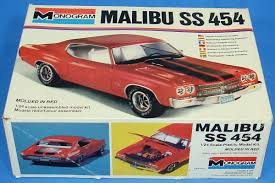 Monogram Chevy Malibu SS 454 | Favorite Places: Saturday At The ...
