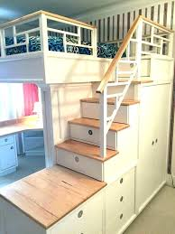 double loft bed with desk double loft bed with desk underneath lovable and stairs bunk double double loft bed with desk